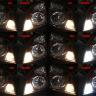 Белая лампа P21W (1156). Задний ход с термозащитой