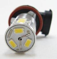 Лампа H11 в ДХО